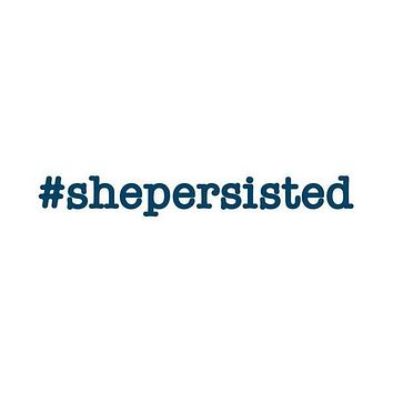 #shepersisted Temporary Tattoo