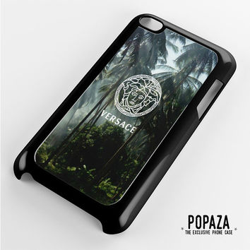 Versace logo palm tree iPod Touch 4 Case
