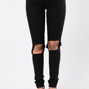 Current Event Jeans - Black