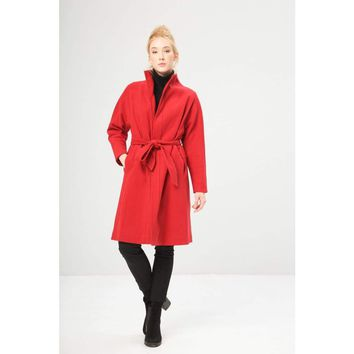 Fontana 2.0  Women Red Coats