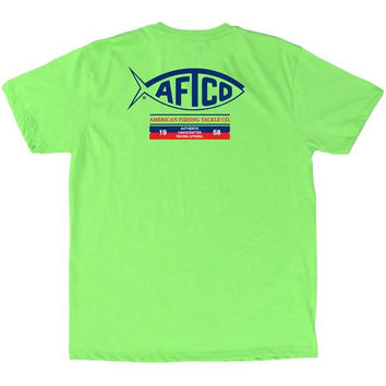 Aftco YOUTH Fifty Eight Tee