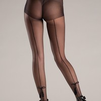BW751 Pantyhose - Be Wicked
