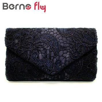 2018 Vintage Casual Lace Handbags New Wedding Clutches Ladies Party Purse Ofertas Women Crossbody Messenger Shoulder School Bags