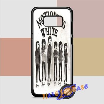 Motionless In White (monster cartoon) Samsung Galaxy Case