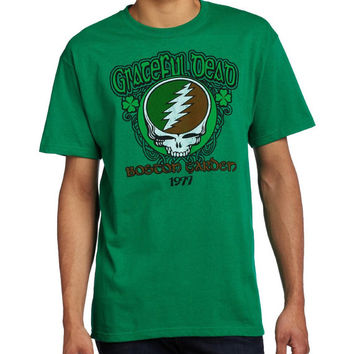 Grateful Dead Short Sleeve Shirt  Sizes Medium  Large  2XL St. Patricks Day