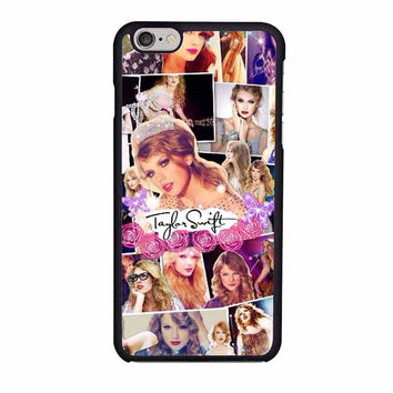 taylor swift collage photo iphone 6 6s 4 4s 5 5s 5c cases
