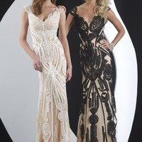 Jasz Couture 4975 Dress - NewYorkDress.com