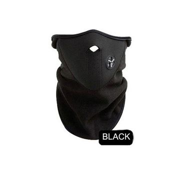 Leadbike Anti Cold Mask Warm Winter Ski Windproof Bike Bicycle Cycling Sports Half Face Cover Neck Mask Outdoor Masks Dust