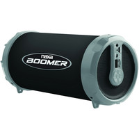Naxa Boomer Portable Bluetooth Speaker (gray)