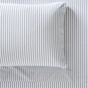 Organic Heritage Stripe Sheet Set