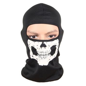 DCCK1IN 2017 new Outdoor Ride Motorcycle Windproof Sunscreen Dust CS Mask Face Mask Head Cover Mask