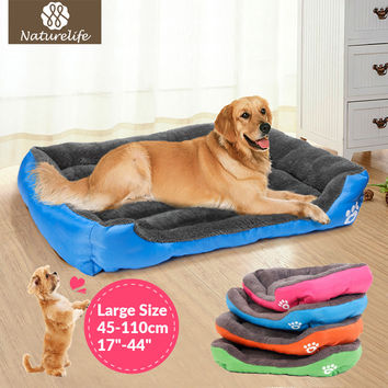 Soft Material Pet Nest Dog Bed