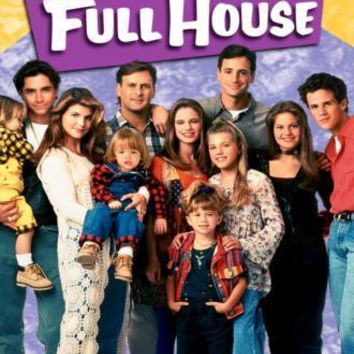 Full House 11x17 Mini Poster #01