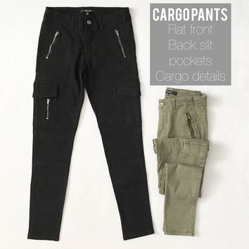 Cargo Pants - Last One!  Black Size Small