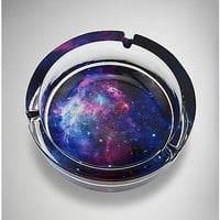 Galaxy Glass Ashtray - Spencer's
