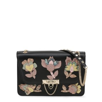 Valentino Women Black Crossbody Bags