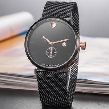 Movado Women Fashion Quartz Watches Wrist Watch