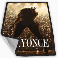 beyonce concert Blanket for Kids Blanket, Fleece Blanket Cute and Awesome Blanket for your bedding, Blanket fleece *