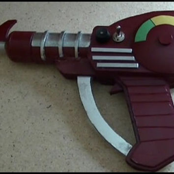 Black Ops Ray Gun Replica Prop Kit by HyperPropsFx