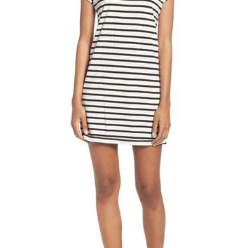 Knot Sisters Sailor T-Shirt Dress | Nordstrom