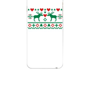 Embroidery Christmas - iphone 6 Case