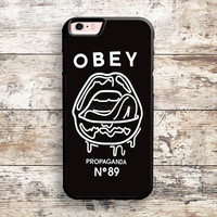 iPhone 6 6s 5s 5c 4s Cases, Samsung Galaxy Case, iPod Touch 4 5 6 case, HTC One case, Sony Xperia case, LG case, Nexus case, iPad case, Obey make art not war Cases