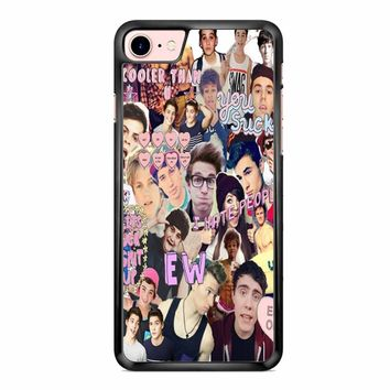 Youtuber Collage 2 iPhone 7 Case
