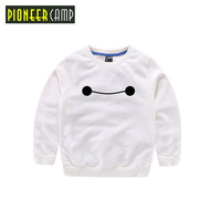 Kids New Arrivals Spring/Autumn Boys Girls Long Sleeve T Shirts Kids Cute Tops Clothes For 80-140cm Kids