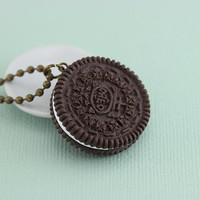 Oreo Necklace