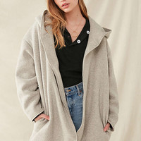 Urban Renewal Remade Cozy Coat | Urban Outfitters