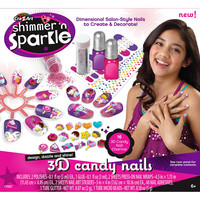 Cra-Z-Art-Shimmer and Sparkle Candy Nails