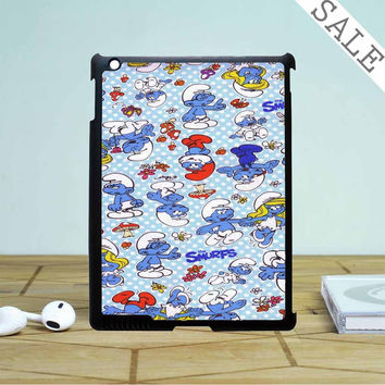 Yard Smurf Polka Dots iPad 2 | 3 Case