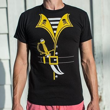 Mens Pirate Outfit T-Shirt