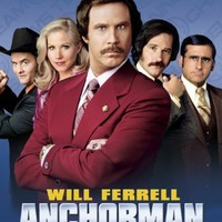 ANCHORMAN Movie Poster - Flyer - 11 x 17 - WILL FERRELL