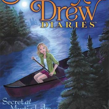 Secret at Mystic Lake (Nancy Drew Diaries)