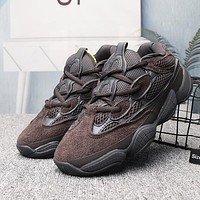 Adidas Yeezy 500 Woman Men Fashion Sneakers Sport Shoes