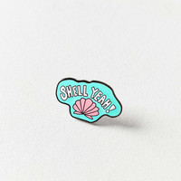 Annie Free X UO Shell Yeah Pin - Urban Outfitters