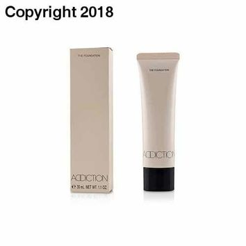The Foundation SPF 12 - # 002 (Porcelain Rose) 30ml/1.1oz