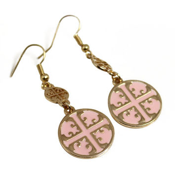 Chinese Style Drop Earrings