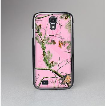 The Pink Real Camouflage Skin-Sert Case for the Samsung Galaxy S4