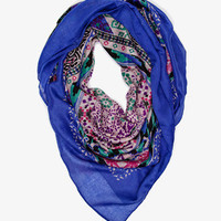 Abstract Southwestern Scarf