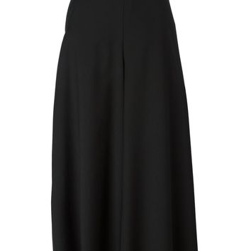 MM6 By Maison Martin Margiela wide leg loose fit trousers