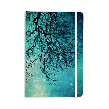 "Sylvia Cook ""Winter Moon"" Everything Notebook"