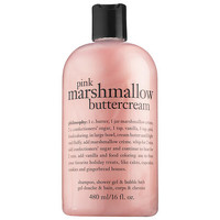 philosophy Pink Marshmallow Buttercream Shower Gel (16 oz)