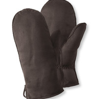 Women's Town and Field Easy-Care Mittens: Gloves and Mittens | Free Shipping at L.L.Bean