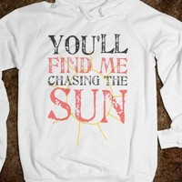 Chasing the Sun (Hoodie) - Fangirl by LOTE