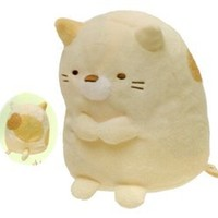 "San-X Sumikko Gurashi ""Things in the Corner"" 5.5"" Plush: Cat"