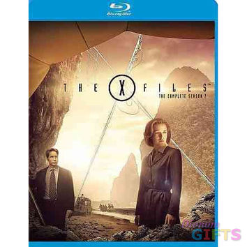 X-FILES-SEASON 7 (BLU-RAY/6 DISC)