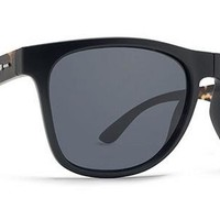 Dot Dash Kookookachu Sunglasses (Black Tort Satin/Grey) at 7TWENTY Boardshop, Inc