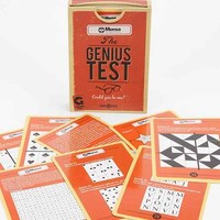 Mensa The Genius Test Card Set - Red One
